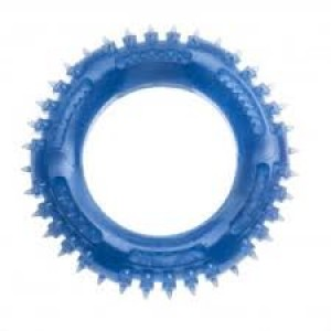 Comfy Toy Mint Dental Ring Blue 13cm