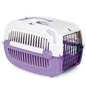 Pet Inn Transporter Cosmos Medium Decoline Purple