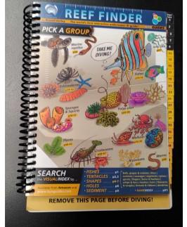 Reef Finder Book (Kelly R, 2014)