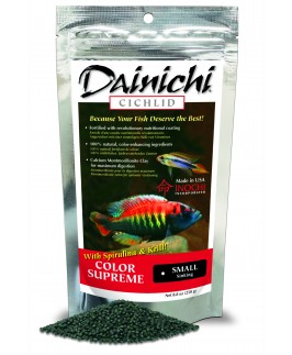 Dainichi Color Supreme Fish food