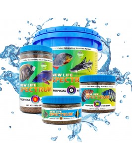 New Life Spectrum All-Purpose Sinking Pellets