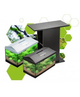 Aquael Leddy Aquariums & Cabinets
