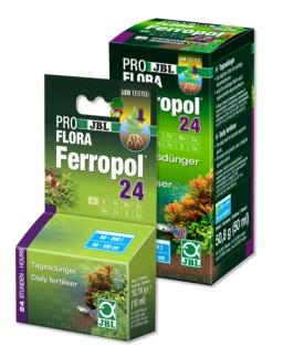 JBL Ferropol 24 Concentrated Aquarium Plant Fertiliser