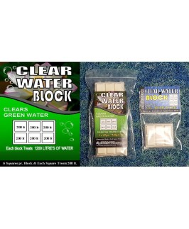 Aqua-Pics Clear water Blocks