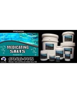 Aqua-Pics Medicating Salt
