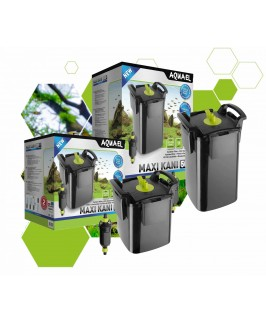 Aquael Maxi Kani Versatile Canister filter