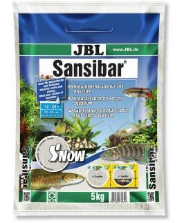 JBL Sansibar Snow (White Aquarium Sand)