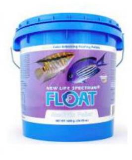 SHORT DATED SPECIALS 50% OFF – New Life Spectrum Medium (2-3mm) Floating Pellets 1.6kg Bucket