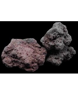 "A.P. Natural SAMPLE BOX - Lava Rock - ""Black Rose"" (20kg Box)"