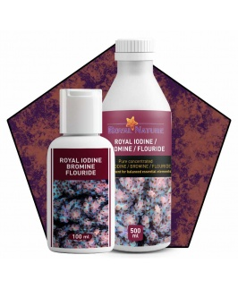 COMING SOON - Royal Nature Iodine/Bromine/Fluoride Solution