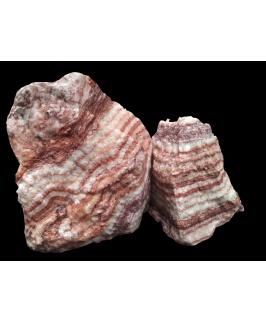 A.P. Natural SAMPLE BOX - Rosy Cloud Rock (20kg Box)